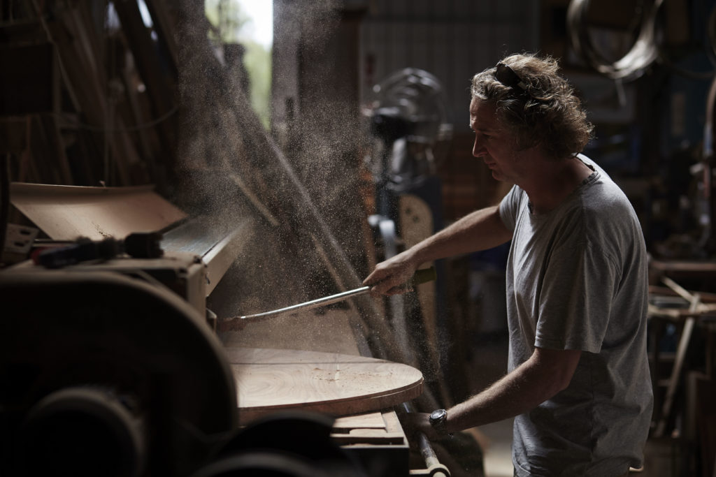 furniture maker in studio melbourne