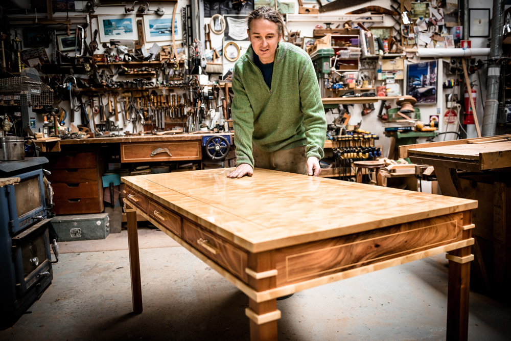 handcrafted table melbourne