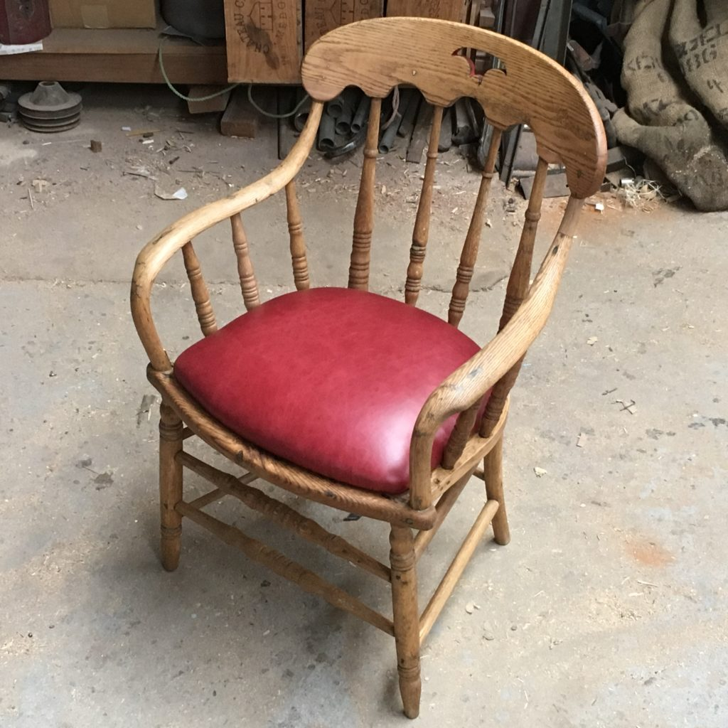 early victorians captain chair